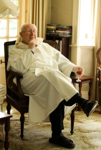 ... a great friend, would have been a lovely Pope