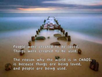 People created to be loved