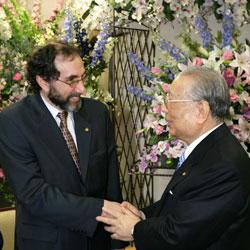 Lou Marinoff & Daisaku Ikeda