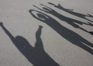 Love shadow